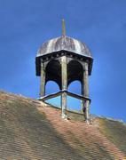 granary cupola - stock photo