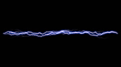Electric Arc 1 - stock footage