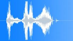 Excellent work - sound effect
