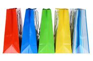 Stock Photo of shopping bags