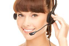 Stock Photo of helpline