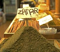 Stock Photo of Zatar