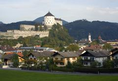 kufstein castle austria - stock photo