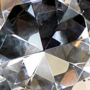 Diamond gem Stock Photos