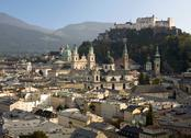 Stock Photo of salzburg austria