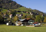 Stock Photo of mallnitz in austria