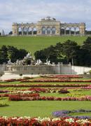 austria, vienna, schonbrunn castle - stock photo