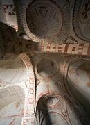 Church of st barbara cappadocia turkey Stock Photos