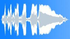 Cartoon loud merry shout Sound Effect