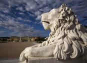 Stock Photo of austria, vienna, schonbrunn castle