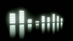 Equalizer Stock Footage