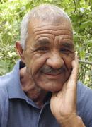 tunisia man - stock photo