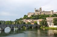 Stock Photo of beziers (france)