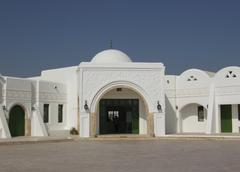 tunisia djerba museum of patrimony in guellala - stock photo
