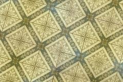 Stock Illustration of ornament floor background
