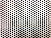 Stock Photo of Perforated airflow panels