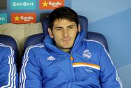 Stock Photo of Iker Casillas of Real Madrid