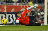 Stock Photo of Diego Lopez of Real Madrid