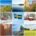 Stock Photo of Sweden