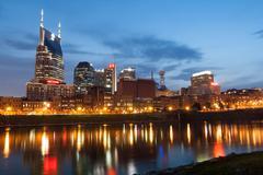 Nashville, Tennessee - stock photo