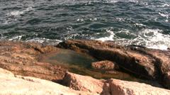 Tide Pool 01 - stock footage