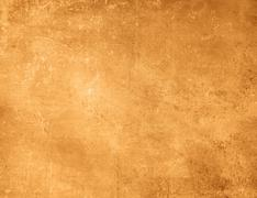 brown grungy wall - stock illustration