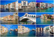 Stock Illustration of Grand Canal in Venice