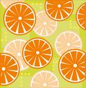 Stock Illustration of oranges