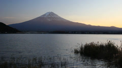 Mount Fuji Stock Footage