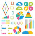 Stock Illustration of infographic design elements ideal to display for your information