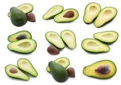 Avocado - stock illustration