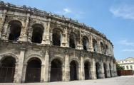 Stock Photo of nimes, les arenes