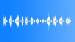 Undead breath - sound effect