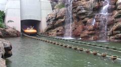 Stock Video Footage of Adventure Island