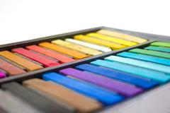 Stock Photo of pastels