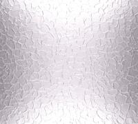 Silver metal plate texture background - stock photo