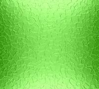 Lime green metal plate texture background - stock photo