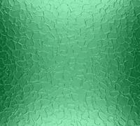 Green metal plate texture background - stock photo
