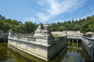 Stock Photo of nimes, park
