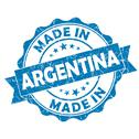 Stock Illustration of made in argentina grunge seal