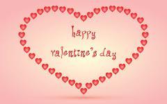 day of love - stock illustration