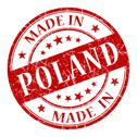 Stock Illustration of made in poland red stamp