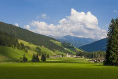 Italy, Trentino-Alto Adige, Alto Adige, landscape of Bolzano Stock Photos
