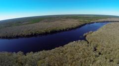 Suwannee River Stock Footage