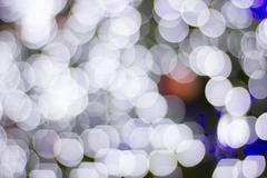 Circle and light abstract background Stock Photos