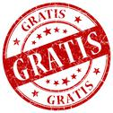 Stock Illustration of gratis red stamp