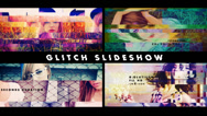 Stock After Effects of Glitch Color\slideshow\