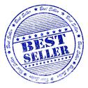 Stock Illustration of grunge best seller rubber stamp