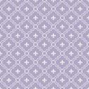 Stock Illustration of white and pale purple fleur-de-lis pattern textured fabric background
