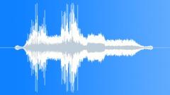 Female Zombie Horror 5 Sound Effect